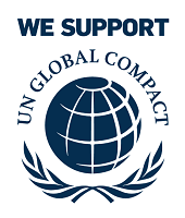 United Nations Global Compact logo ungc